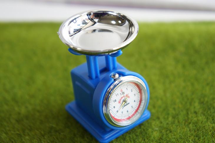 印刷物の重量計算の方法